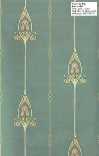 25+ best ideas about Art Nouveau Wallpaper on Pinterest ...