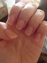 Best 25+ Natural looking acrylic nails ideas on Pinterest