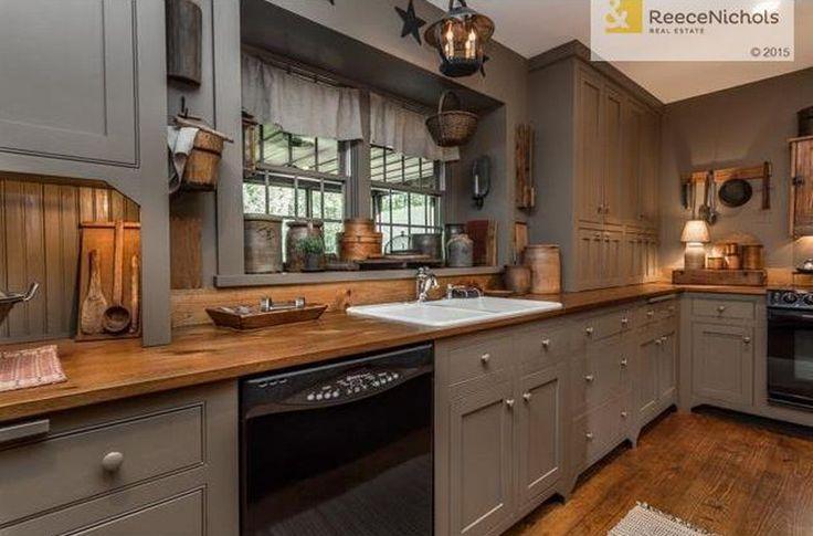 Best 25+ Primitive Kitchen Ideas On Pinterest