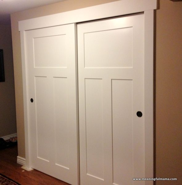 25+ best ideas about Sliding Closet Doors on Pinterest
