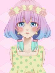 anime pastel