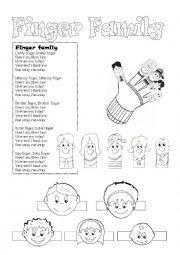 1000+ ideas about Finger Family Lyrics on Pinterest