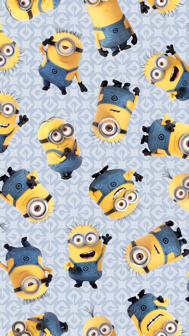 Banana Wallpaper Iphone 6 Minion Wallpaper Minions Pinterest Wallpaper