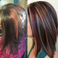 25+ best ideas about Highlights Black Hair on Pinterest