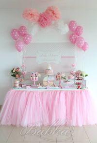 25+ best ideas about Tutu baby showers on Pinterest | Tutu ...