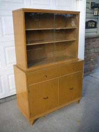 1000+ images about midcentury modern china cabinets on ...