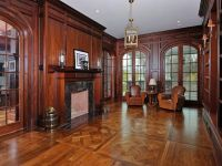 wood paneled office walls - Google Search | House Plans ...