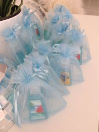Baby Shower Favor Ideas Boy