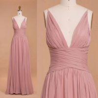17 Best ideas about Dusty Pink Bridesmaid Dresses on ...