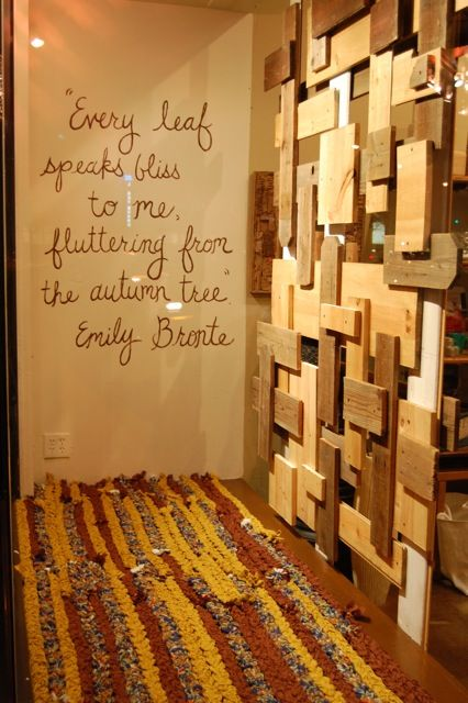17 Best ideas about Fall Store Displays on Pinterest