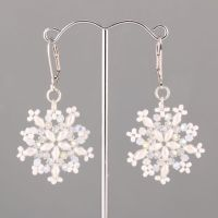 1063 best Beaded Earring Patterns (Tutorials) images on ...
