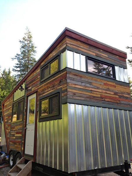 Best 25 Tiny house exterior ideas on Pinterest  Tiny homes Simple house and Tiny houses