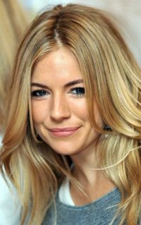 natural makeup // sienna miller | Style Files: Hair ...