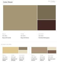 25+ best ideas about Exterior Color Schemes on Pinterest