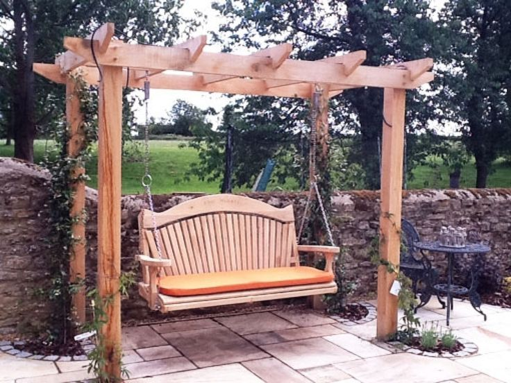 25 Best Ideas About Garden Swing Seat On Pinterest Tree Swings