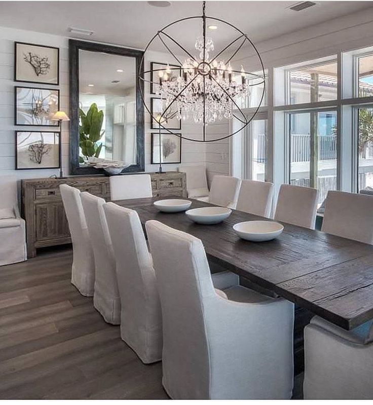 tall round kitchen table and chairs chair design logo 25+ best ideas about dining room mirrors on pinterest | formal centerpiece, dinning ...
