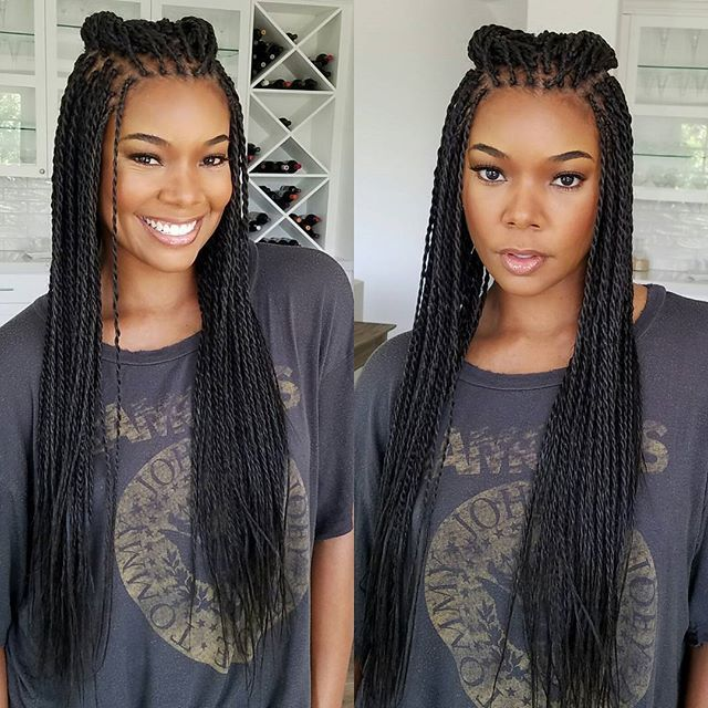 25 Best Ideas About African American Braided Hairstyles On