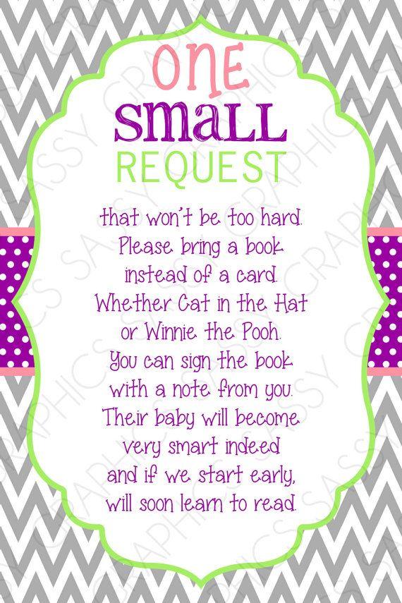 Bring A Book Card