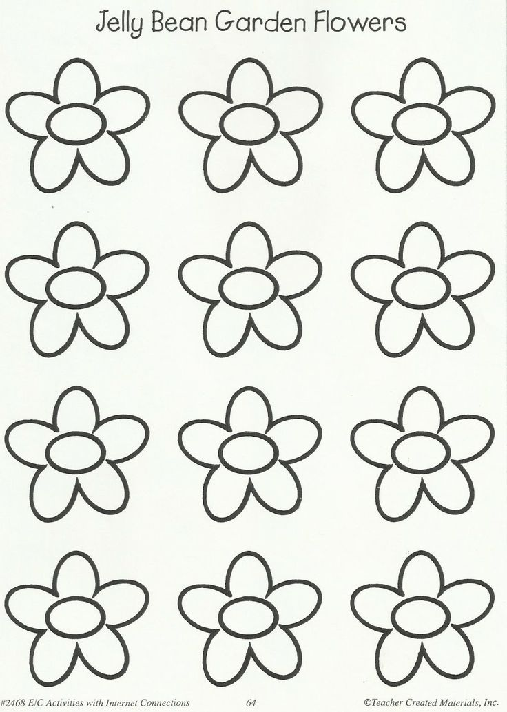 10+ images about preschool flowers theme on Pinterest