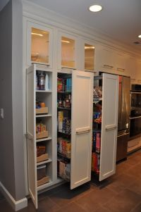 Pantry Cabinet: Kitchen Cabinets Pantry Ideas with + ideas ...