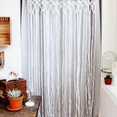 Diy Living Room Media Centers How To Macrame A Divider - The Home Depot | ...