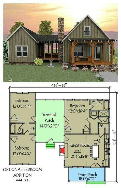 25+ best ideas about Lake House Plans on Pinterest