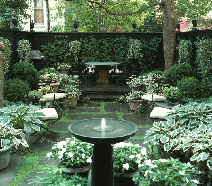 The 25 Best Ideas About Townhouse Garden On Pinterest Small
