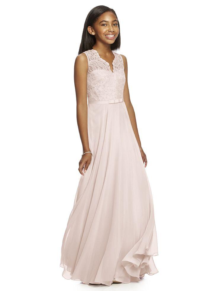 25+ Best Ideas about Junior Bridesmaid Dresses on