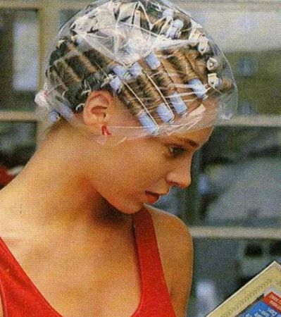 1000 images about hair curlers and hair rollers and perm rods on pinterest hair dryer curls