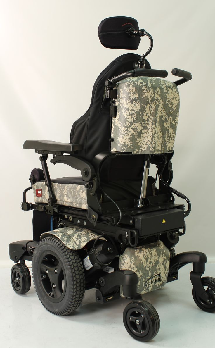 Need to get Jerrys regular wheel chair decked out like
