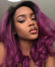ideas purple weave