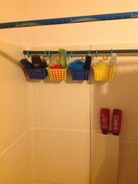 Shower caddy idea | House | Pinterest | Toys, The o'jays ...