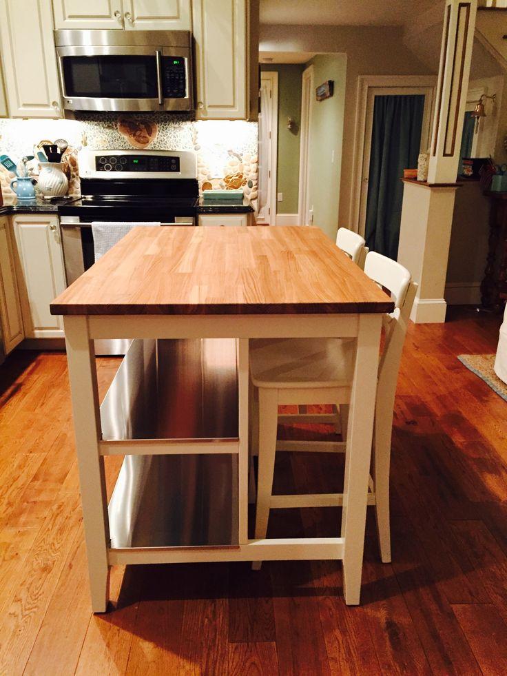 25 best ideas about Stenstorp kitchen island on Pinterest