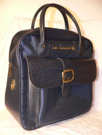 Air Canada FLIGHT ATTENDANT Carry On Bag by