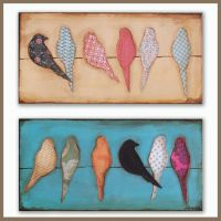 Best 25+ Decoupage canvas ideas on Pinterest