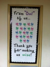 138 best images about teacher appreciation doors on ...