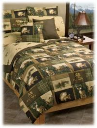 Bass Pro Shops Bass Country Bedding Collection by Bass ...