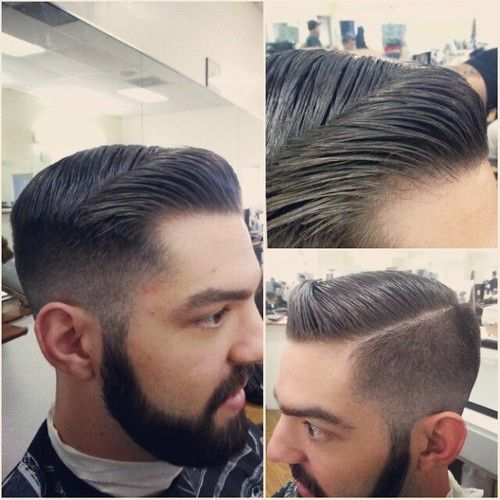 156 Best Images About Razor Hair Parting On Pinterest Taper Fade