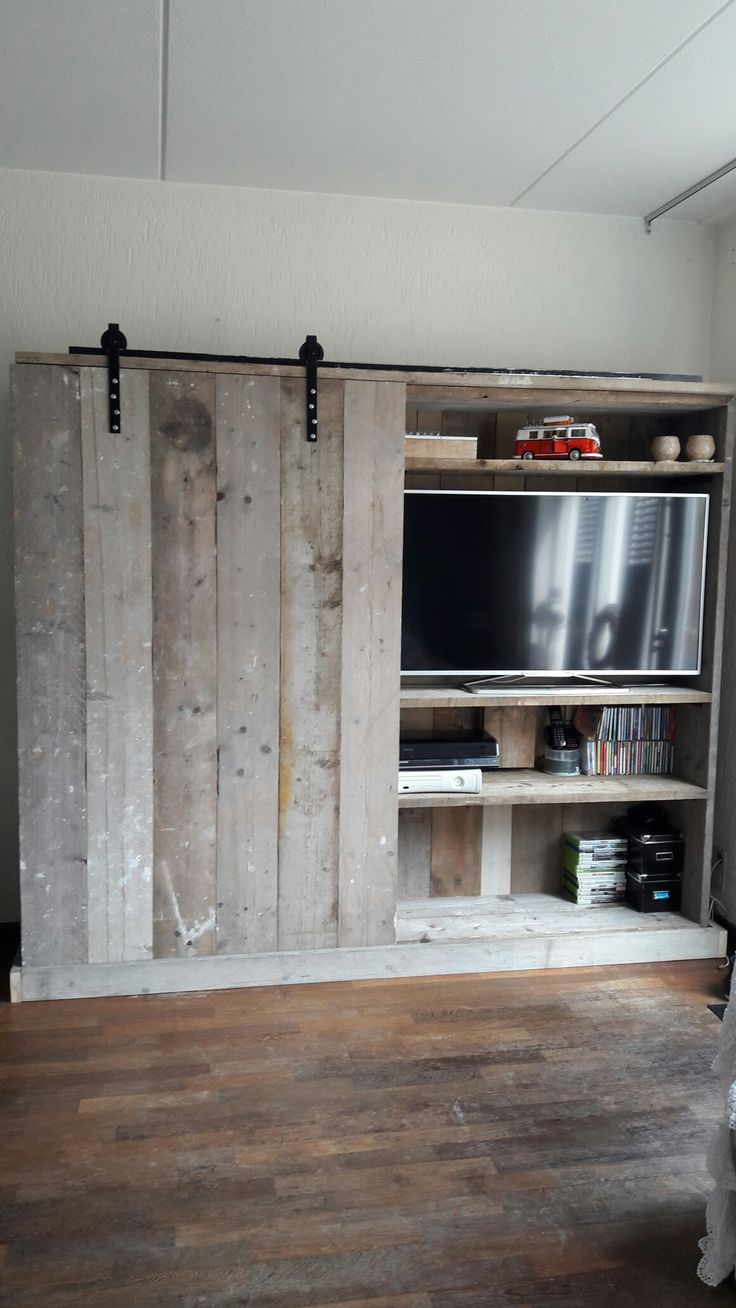 25 beste ideen over Tv kast op Pinterest  Kast