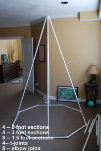 25+ best ideas about Pvc tent on Pinterest