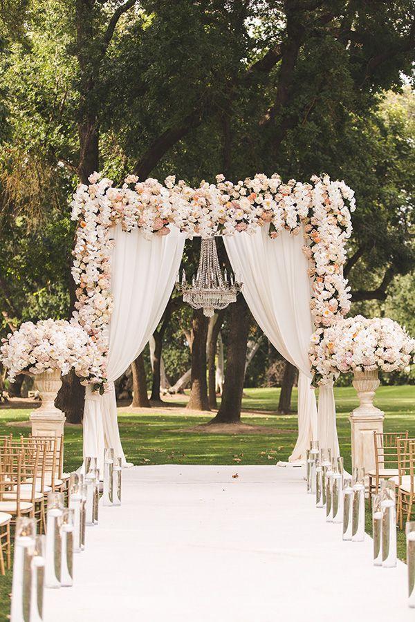 Les 119 Meilleures Images à Propos De Outdoor Wedding Ceremony Sur