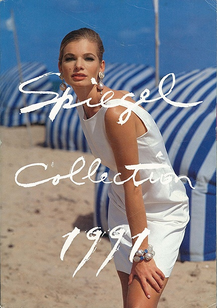 1991 Spiegel Catalog  Vintage Fashion  Pinterest  Catalog