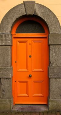 17 Best ideas about Orange Front Doors on Pinterest ...