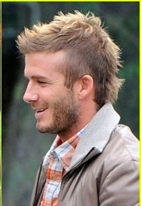 25 Best Ideas About David Beckham Mohawk On Pinterest David