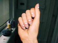 Best 20+ Reverse French Manicure ideas on Pinterest | Chic ...