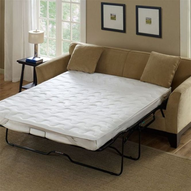 Queen Size Sofa Bed Mattress Topper