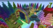 bringing rainbows minecraft