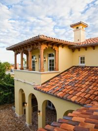 1000+ images about Roofs on Pinterest | Santiago, Green ...