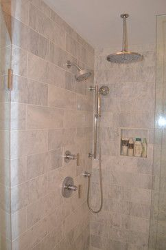Kitchen and Bath Remodel  Bath After Shower Head