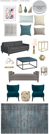 25+ best ideas about Gold living rooms on Pinterest | Gold ...